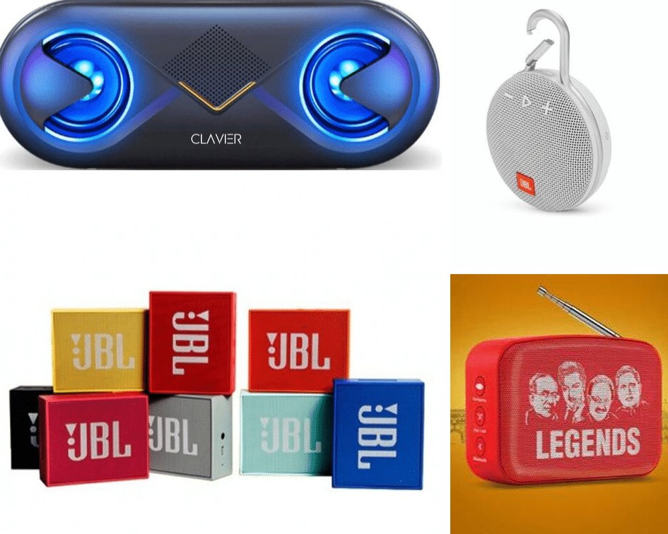 15 Best Bluetooth Speakers Under 3000 In India 2020 Compact Powerful Smartly Designed
